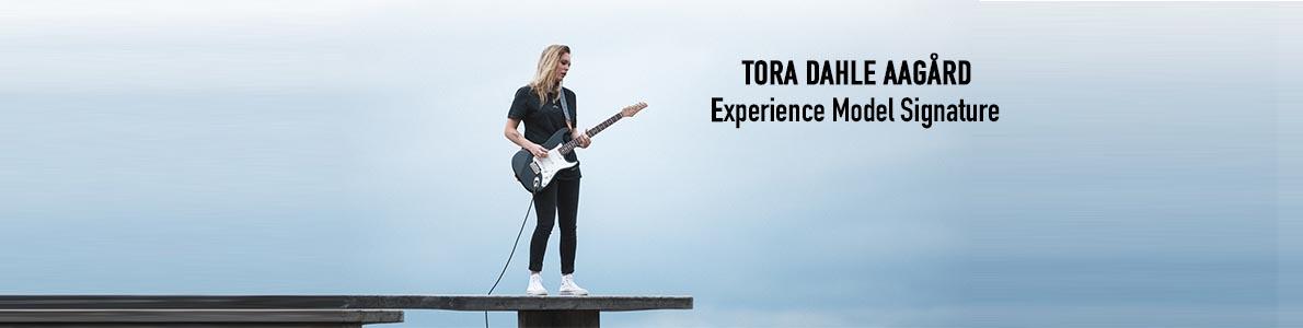 Tora Marceau Guitars' signature